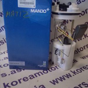 Бензонасос Daewoo Matiz (металлический бак) (три штуцира) 96298305