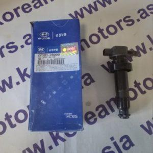 Катушка зажигания Hyundai Lantra XD, Solaris, Kia Rio, Ceed, Cerato 2006 - 273012B000