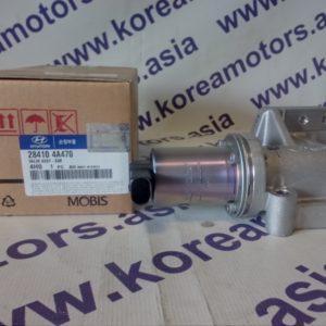 Клапан EGR Hyundai Starex Grand, Porter II (в сборе механический + соленойд) 284104A470