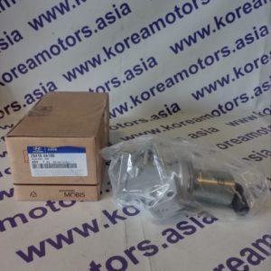 Клапан EGR Kia Sorento, Hyundai Starex -06 (D4CB) (в сборе механический + соленойд) без VGT 284104A100