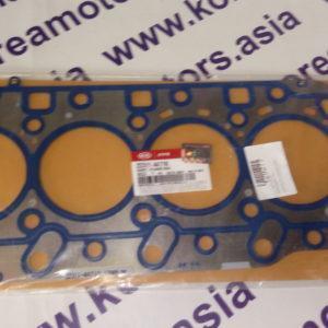 Прокладка под головку блока Kia Sorento 2,5 диз.- 2006 (металлическая) 223114A710