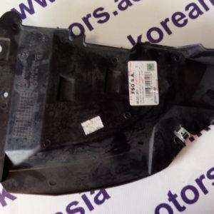 Защита двигателя Daewoo Lanos (малая) ** 96251301/2