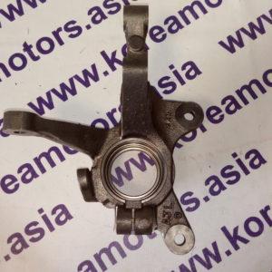 Поворотный кулак Kia Rio II (левый) 51715FD400
