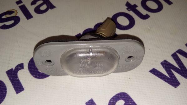 Фонарь подсветки номера Hyundai Accent Old, Sonata II, III * 9250122010