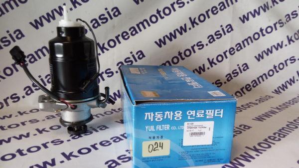 Фильтр топливный в сборе с подкачкой Hyundai Porter II 319704F000
