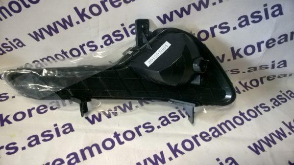 Фара противотуманная Kia Sportage III (левая) 922013W000