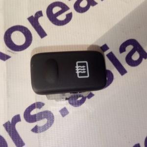 Кнопка обогрева заднего стекл Hyundai Santamo 93700M2201
