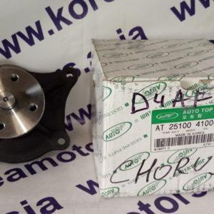 Помпа Hyundai Chorus D4AF 2510041001