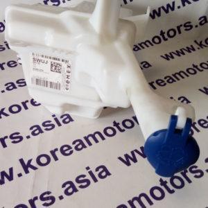 Бачок омывателя лобового стекла Hyundai Solaris 986201R010