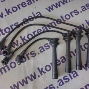 Провода высоковольтные (комплект) Kia Rio, Suma, Spectra 1,6 Dohc 0K30F18140