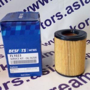 Фильтр масляный Hyundai  Verna, Getz,  Accent,1,5 диз. 2632027100