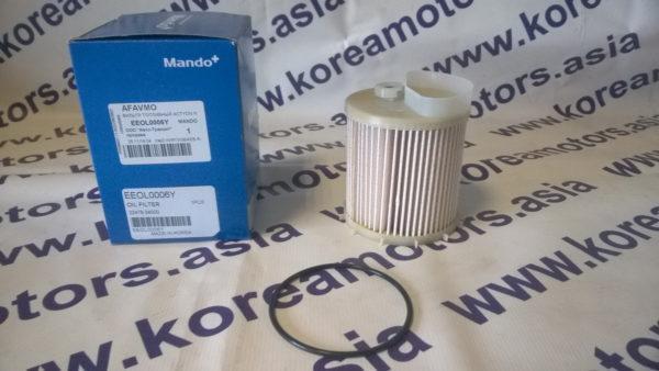 Фильтр топливный SsangYong Actyon Sports 2012, New Actyon, Rexton, Rodius, Stavic (D20R) диз. 2012- 2247634000