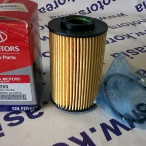 Фильтр масляный Hyundai Veracruz, IX-55 3,8 Lamda 263203C250