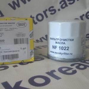 Фильтр масляный Daewoo Matiz, Aveo 1,2 (до 2009 года) 96565412