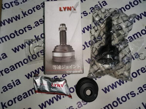 Шрус привода наружный Kia Sportage Old (24 х 65 х 26) L=2000mm вакуум
