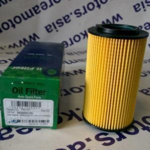 Фильтр масляный Hyundai Sonata NF, Grandeur GT, Kia Opirus, Sorento 3,3 - 3,8 263203C100