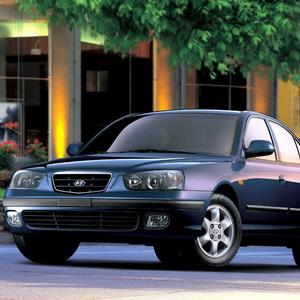 Elantra (XD) 2000–2004 (Sedan)