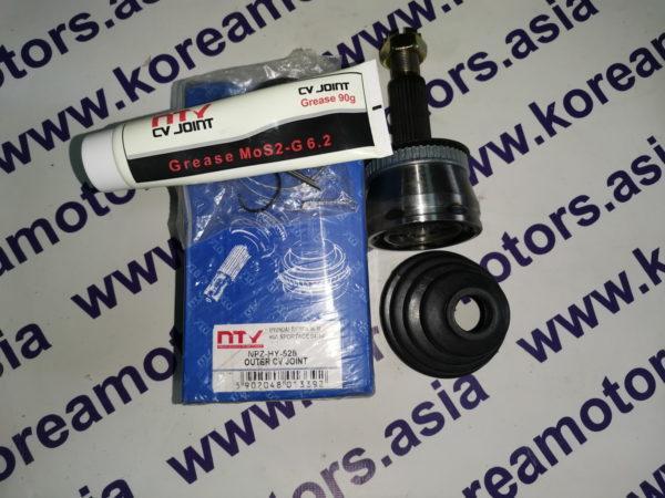 Шрус привода наружный Kia Sportage New (23 х 60 х 27) задний NPZHY528