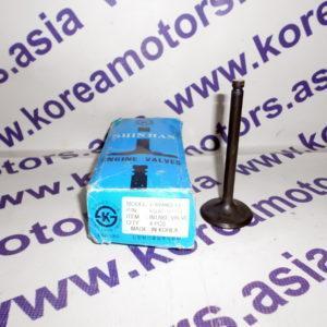 Клапана впускные (комплект) Kia Тitan 3,5 SL KSLA112111
