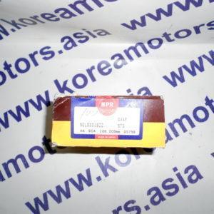 Кольца поршневые std Hyundai HD78, Chorus D4AF( 100 мм) (3,0х2.0х5,0) 2304041200