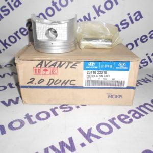 Поршни с пальцами std Hyundai Tiburon 2.0 Dohc 2341023210